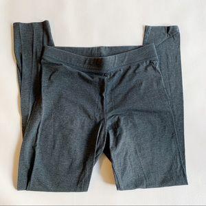 PINK Victoria's Secret Pants - VICTORIAS SECRET PINK Dark Gray Leggings Medium